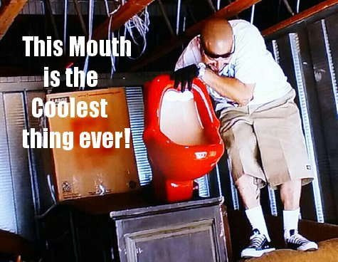 Johan Graham Storage Wars Storage wars: mouth urinal