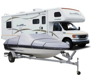 Boat RV Storage Auction