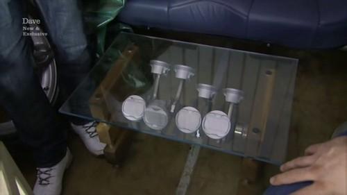 coffee table Maserati