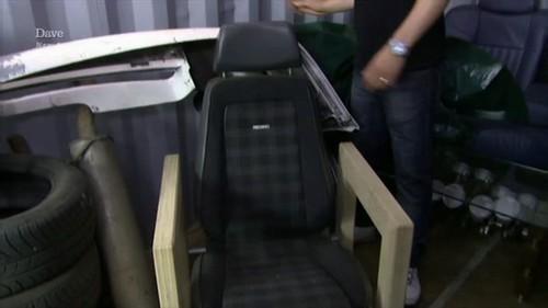 custom made chair car