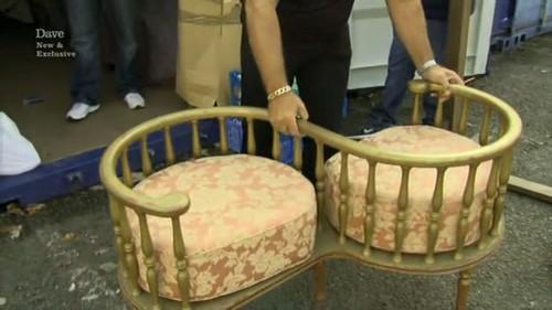 love chair Darren Barry