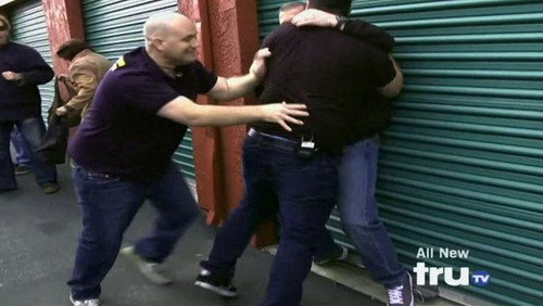 Brandon Jesse Sean fight