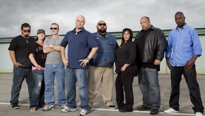 Storage Hunters Fake