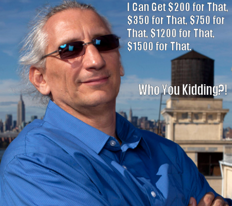 Storage Wars New York Joe P Goes Cuckoo On His Re Price Of Items