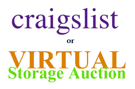 Resellers: Are Virtual Storage Auctions Better Than Selling Through
