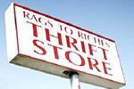 Dave-Hester-Rags-To-Riches-Store-Sign