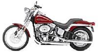 Harley-Softail-Springer