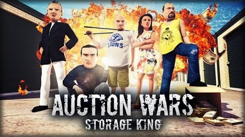 Games for the Storage Auction Fan - Online Storage Auctions
