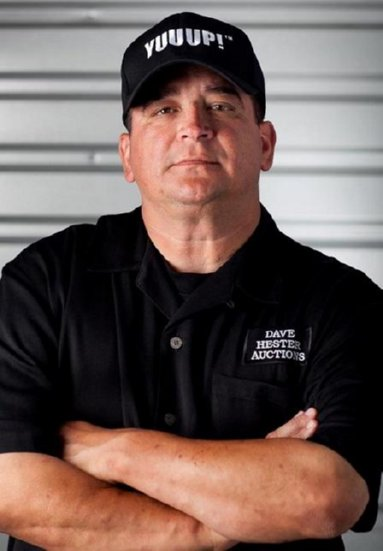 Dave Hester Storage Wars