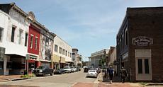 downtown-laurel-mississippi