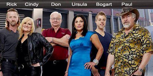 Storage Wars Canada Cast Photo Copy