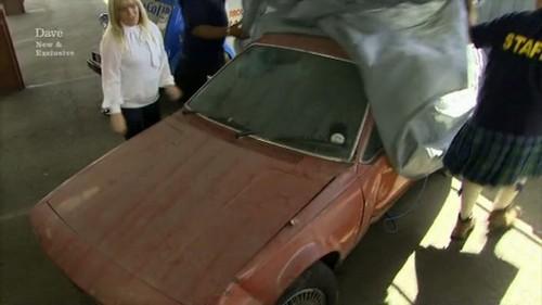 car auction rusty
