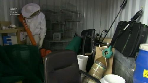 exterminator gas helium leak