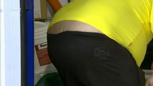 Heavy D butt