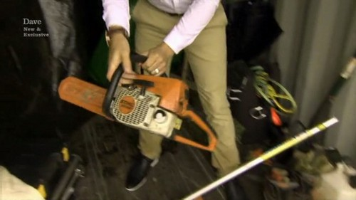 chainsaw Danny
