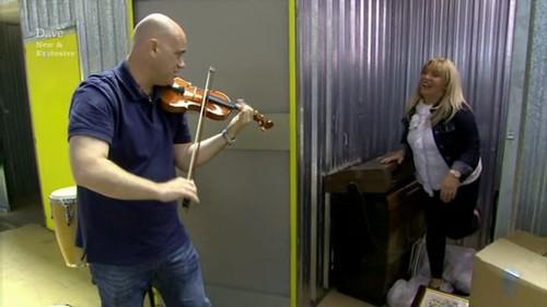 Sean Linda violin