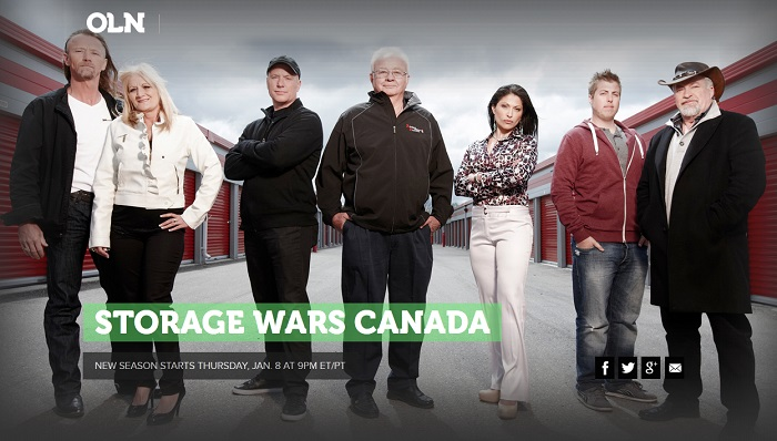 Storage Wars Canada Turn That Frown Upside Down